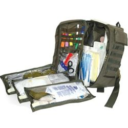 TACOPS® M5 Medical Bag - The M5 Medical Bag was originally produced at the request of the CONTOMS Tactical EMT Program and is the standard medical bag for most federal law enforcement agencies. The perfect JIC medical bag to keep in your car.
