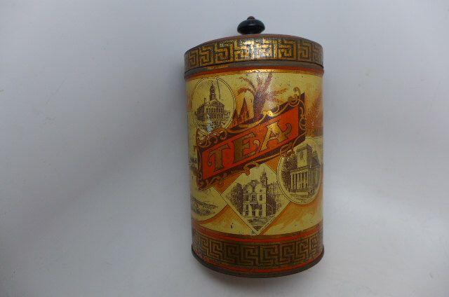 Boston Harbor Tea Tin - Antique Tea Tin - Vintage Tea Tin - Lithograph Tea Tin by jiminyvintage on Etsy https://www.etsy.com/listing/478954743/boston-harbor-tea-tin-antique-tea-tin