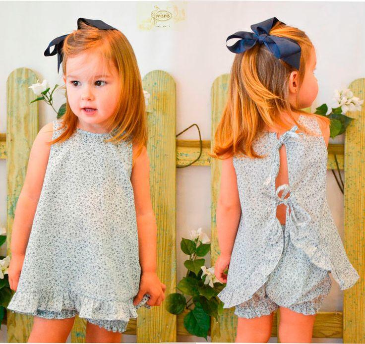 Vestido verano culotte