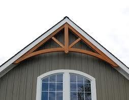 Exterior Gable Trim 28 best gable ends images on pinterest   exterior trim, craftsman
