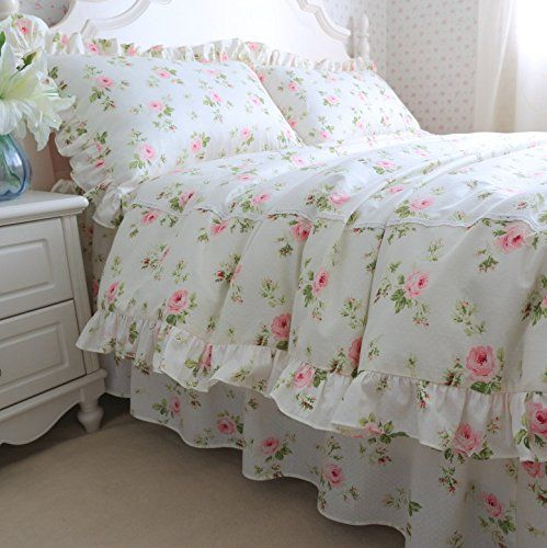 Top 28 Shabby Chic Bedding Size blue shabby chic