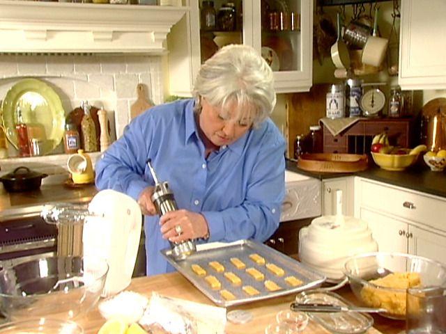 Zesty Cheese Straws Recipe : Paula Deen : Food Network