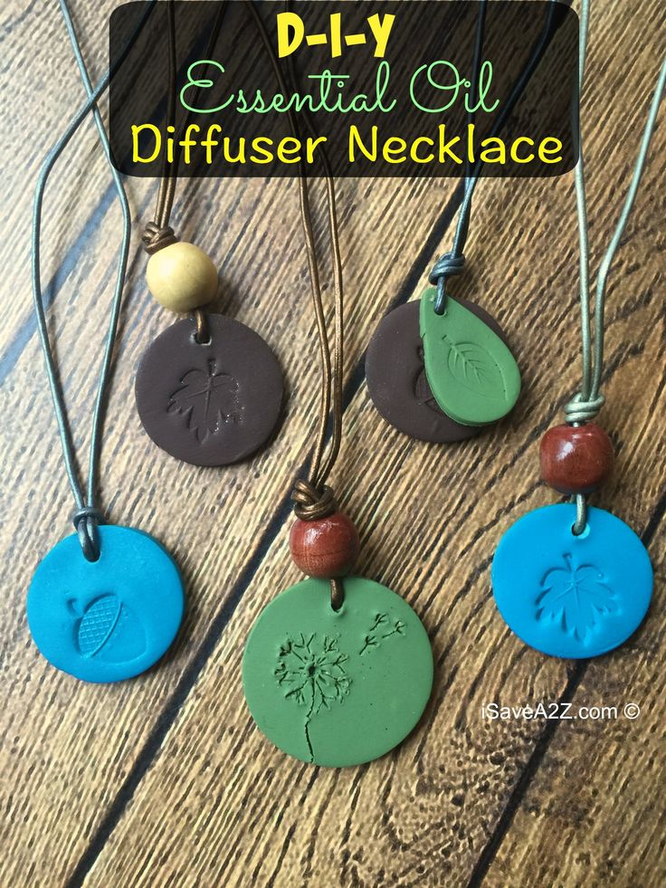 Essential Oils Diffuser Necklace - #EssentialOils