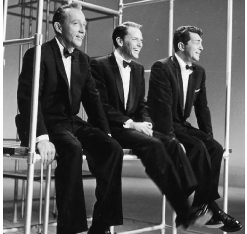 Bing Crosby, Frank Sinatra, and Dean MartinMusic, Bing Crosby, Dean O'Gorman, Rats Pack, Bing Frank, Dean Martin, Favorite People, The Rat Pack, Frank Sinatra