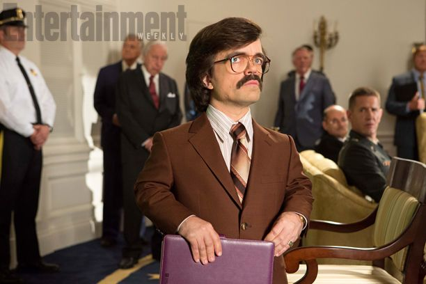 Peter Dinklage as Bolivar Trask in X-MEN: DAYS OF FUTURE PAST
