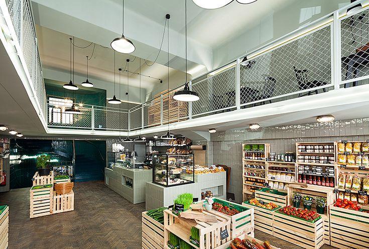LGV: Wiener Gemüse-Bauern eröffneten Geschäft beim Naschmarkt - kurier.at