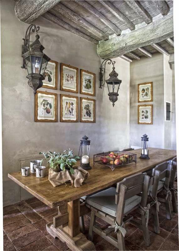 Pi di 25 fantastiche idee su interni provenza su - La provenza italiana ...