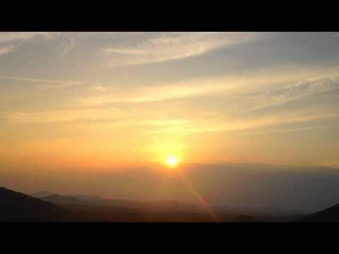 TimeLapse : Baekyaki-Oreum's Morning | 타임랩스 : 백약이 오름의 아침