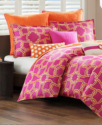Echo Bedding, Catalina Mini Duvet Cover Sets - Bedding Collections - Bed & Bath - Macy's