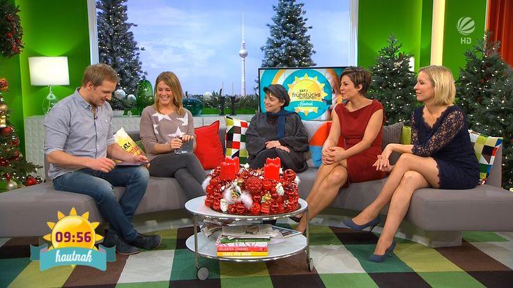 Ffs ina dietz mat tv presenters und presents for Kuchen dietz fritzlar