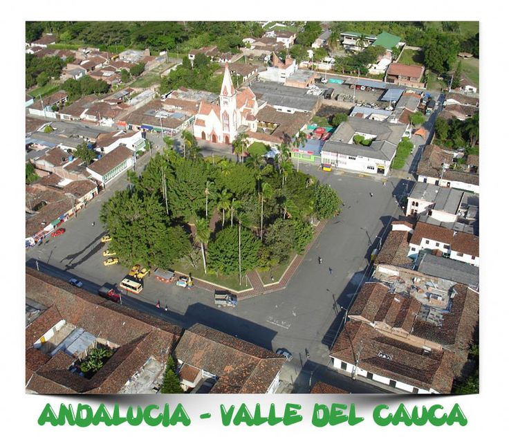 Andalucía #ValledelCauca #Colombia