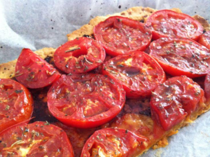 Receta de Tarta de tomate