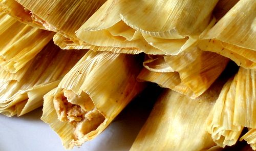 Homemade Tamales - Masa Recipe Only - Add Your Own Shredded Meat Recipe | Cooking for My Peace of Mind