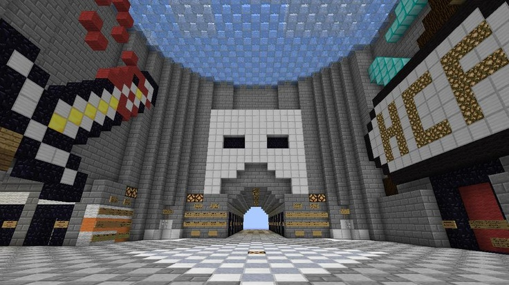 A team of Minecraft modders has connected 70 servers into one enormous world, potentially paving the way for a massively multiplayer online game.