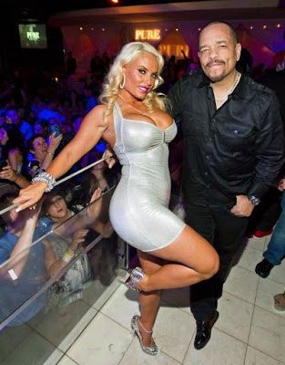 THE GAMUTT|| Entertainment WebMag: Congrats! #IceT & #CoCo are expecting their 1st CH...