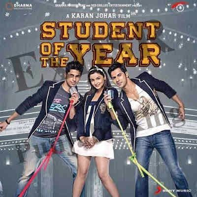 Student of The Year Full Movie Download