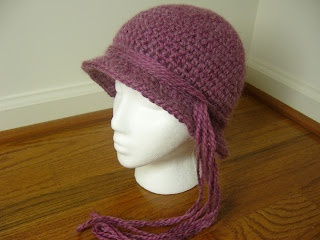 'Mixin it up with DaPerfectMix': Classic Cloche Pattern