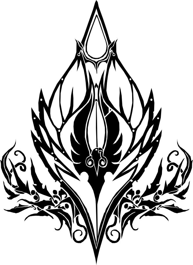 Icon of Blood | Blood Elf Crest (World of Warcraft) definitley would get this. FOR THE HORDE