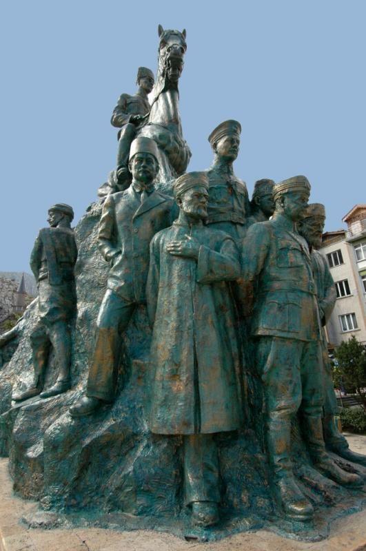 Atatürk Monument, Amasya