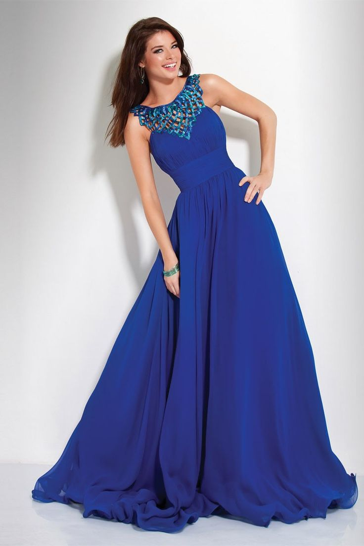 22 best Long Evening Dress images on Pinterest | Long evening ...