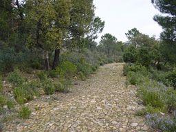 La vía Augusta en la Baetica: calzada romana de El Empedraíllo