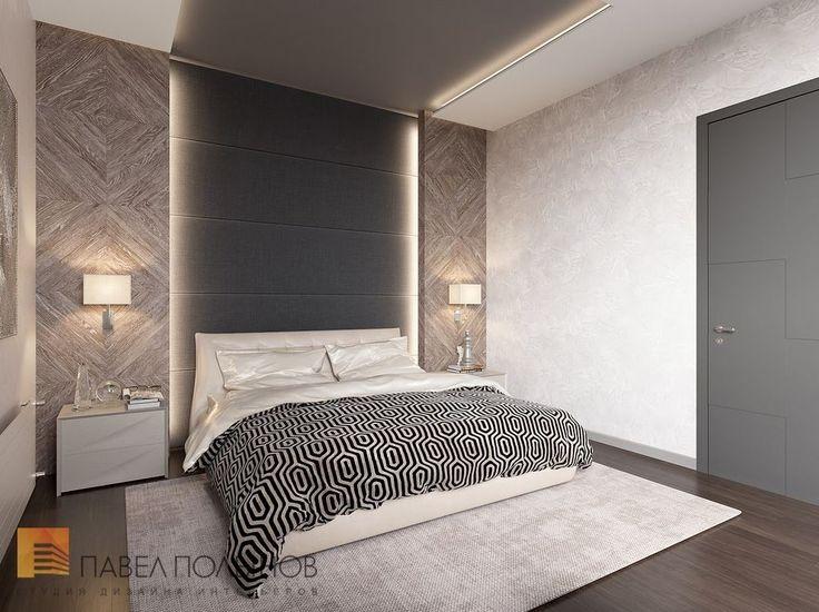 خشب مربعات بجوانب السرير