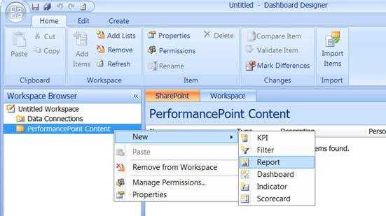 SQL Server Reporting Services vs. PerformancePoint Services