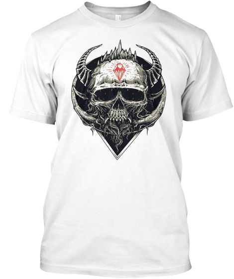 **Some part of profit out of this sales will be donated for a child support charity organization, Big Brother Big Sister.** * Limited edition only for 3-day sale.  * Artistically expressed in details of design * Wide of product type choices: Short sleeve, Long sleeve, V-neck, Hoodie with the same printing  #skull