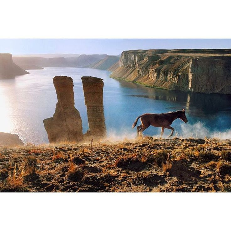 Band-i-Amir is the name given to a chain of lakes that lies approximately 80 kilometres west of Bamiyan in the Hindu Kush mountains. I have been continually drawn back to this remote area of the Central Highlands of Afghanistan.
