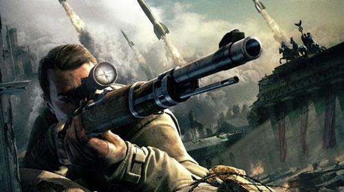 Sniper Elite 3ten Haber Var