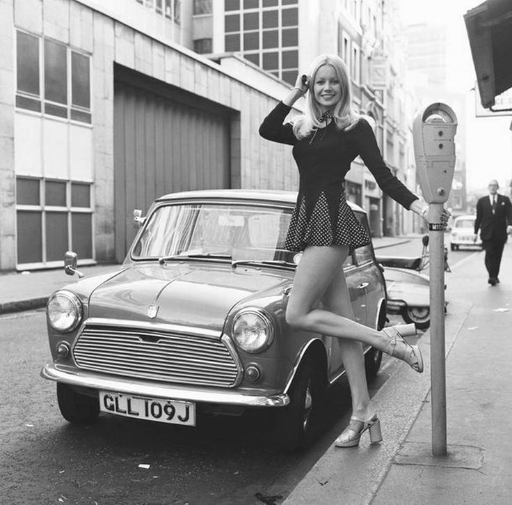 Vintage Mini Austin #2