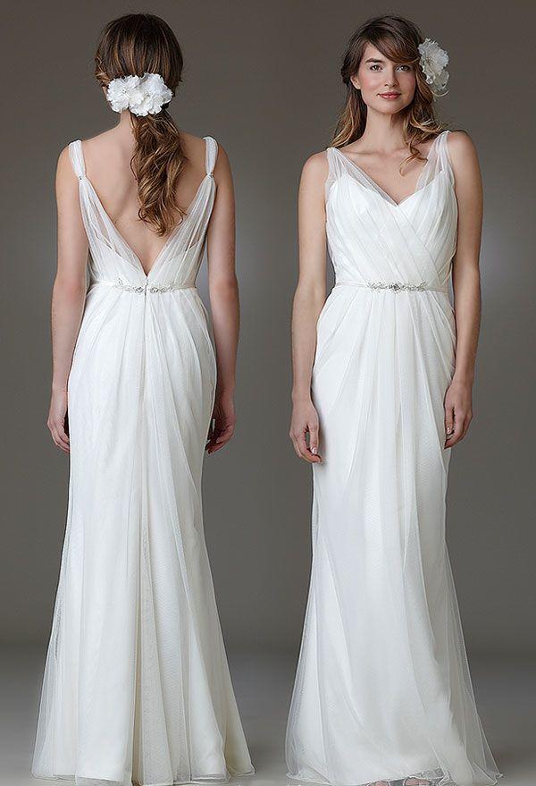 wedding dress boho chic - Cerca con Google