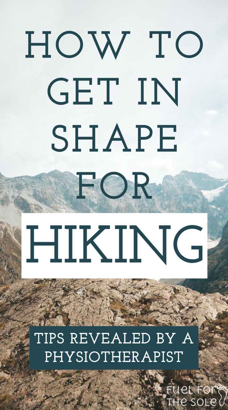 Bodily Coaching & Ideas for Lengthy Via Hikes & Backpacking Journeys & Journey Put together Fuelforthesole.com