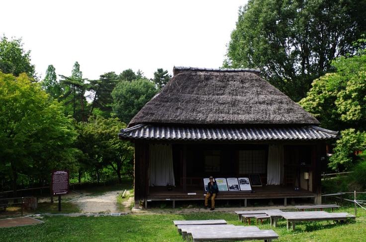 Rural Kabuki stage from Shodoshima Island, Kagawa