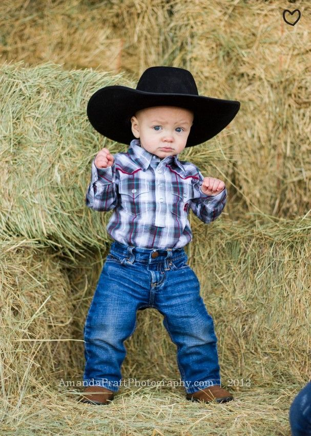 Too cute. Tiny Texas Style (With images) | Baby cowboy ...