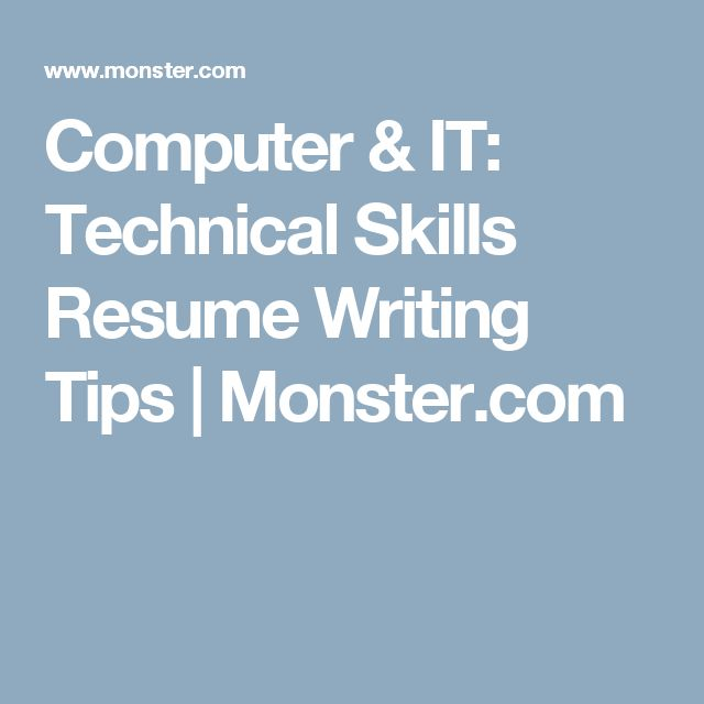 23 best Professional \ Career Development images on Pinterest - monster com resume