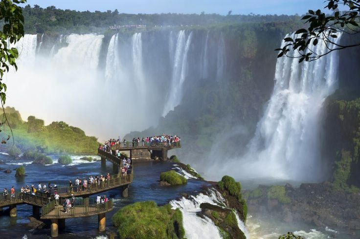 Iguazu Falls, Brazil - http://www.ticket.no/blogg/reiser-jorden-rundt-med-jambo-tours/ #brazil #reiseblogg #travel #jambo #tours