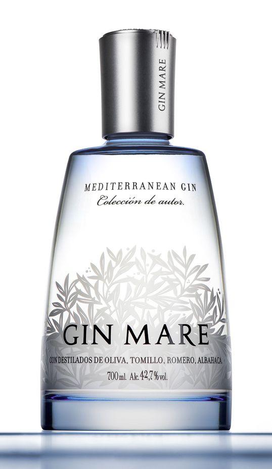 Spanish gin with mediterranean botanicals.