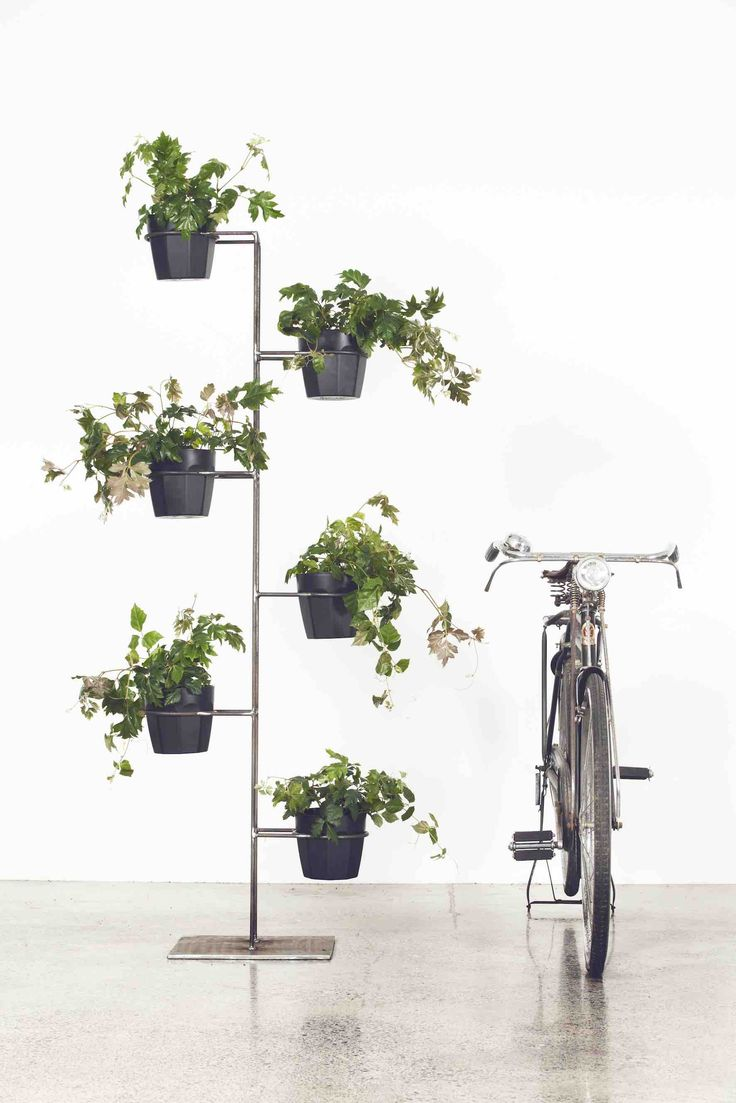 Plant stand designed by Ryan McQuerry