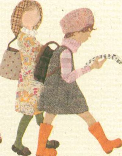 Girlfriends Applique One Japanese Craft Inspiration