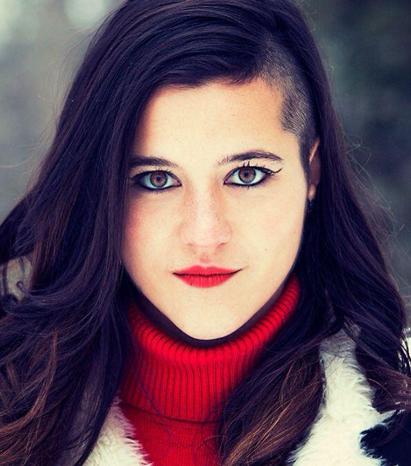 Cathrine Brunet. Le chalet, vrak.tv ~cath~