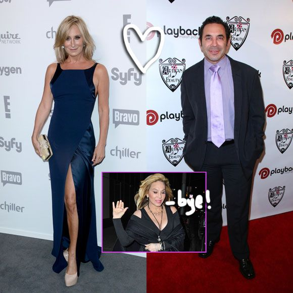 Gasp! Did Real Housewives Of New York's Sonja Morgan Get Frisky With Adrienne Maloof's Ex Husband Paul Nassif? Deets HERE!