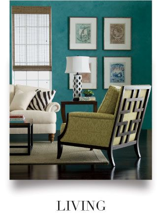Ethan Allen Our Iconic Grayson Chair Is One You Will Want To Take Center  Stage. Its Graphic Back Adds A Surprising Twist To Any.