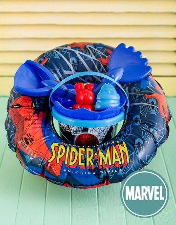 Spiderman Bucket and Beach Toys