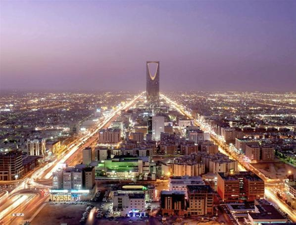 Riyad, la capitale de l'Arabie Saoudite (© AFP)