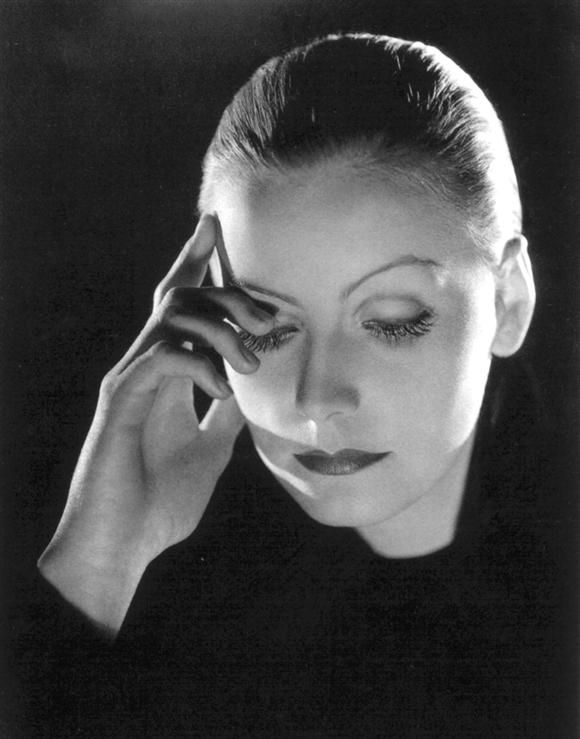 Greta Garbo by Bull Clarence Sinclair
