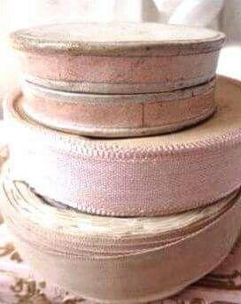Spools of Pink Ribbon ....