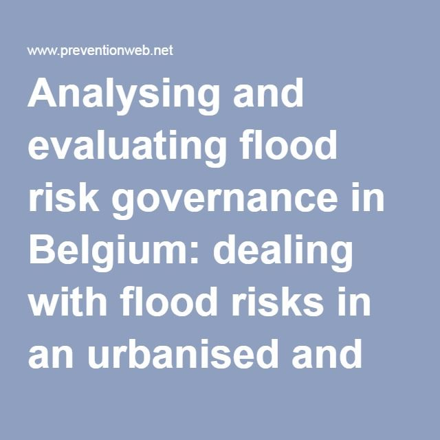 The 25+ best Flood risk ideas on Pinterest Flood risk assessment - risk assessment