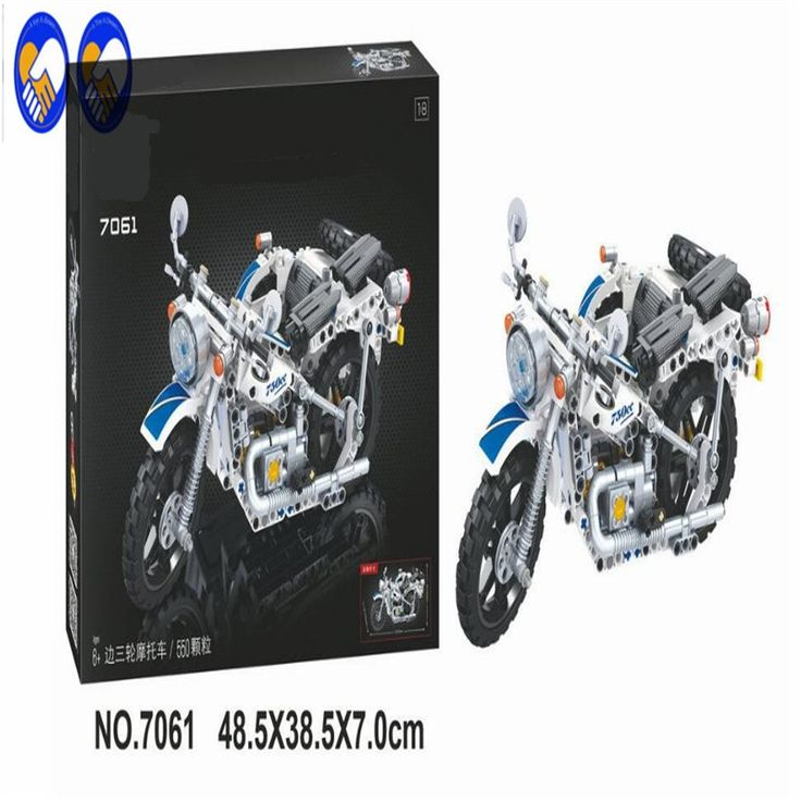 26.99$  Buy here - http://alibis.shopchina.info/1/go.php?t=32807241520 - A Toy A Dream 7061 Lepin Technic Motorbike Motorcycle Car bicycle building bricks blocks toys for children Boy Game Bela 26.99$ #SHOPPING