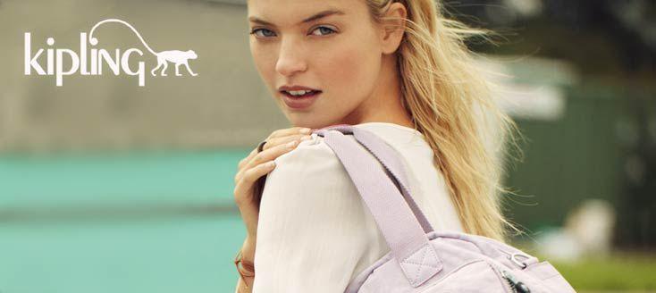 Kipling Taschen sind farbenfroh, erschwinglich, sportlich und funktional.